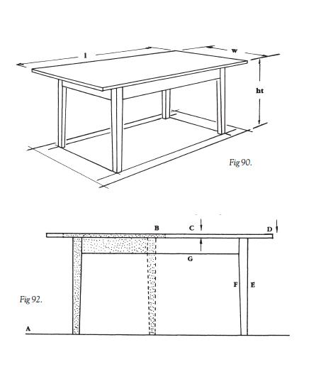 woodwork design brief template