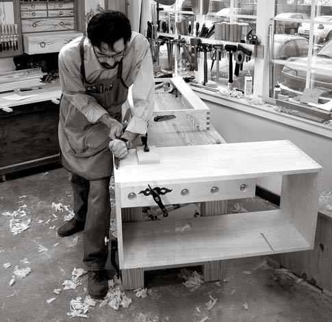 sjoberg woodworking bench