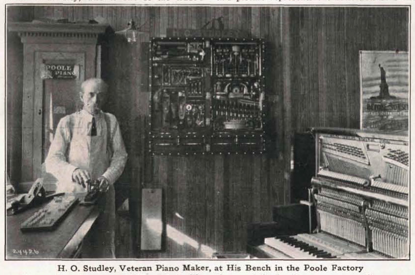 The Magic of a Studley Tool Chest -