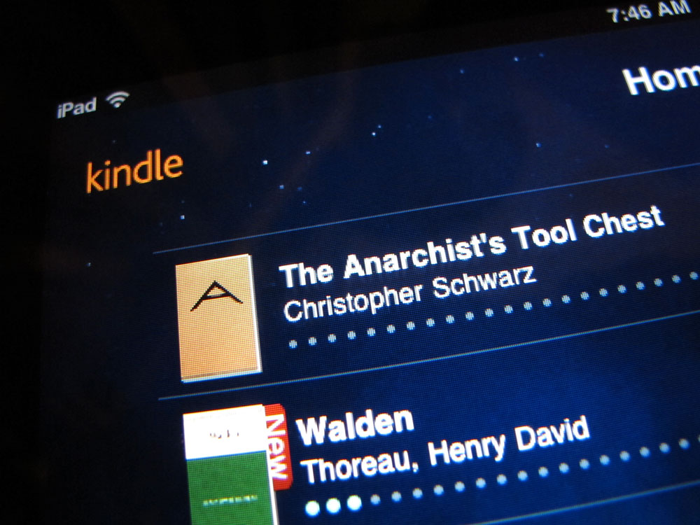 How to Manually Add a Kindle Book to Your iPad or iPhone | Lost Art