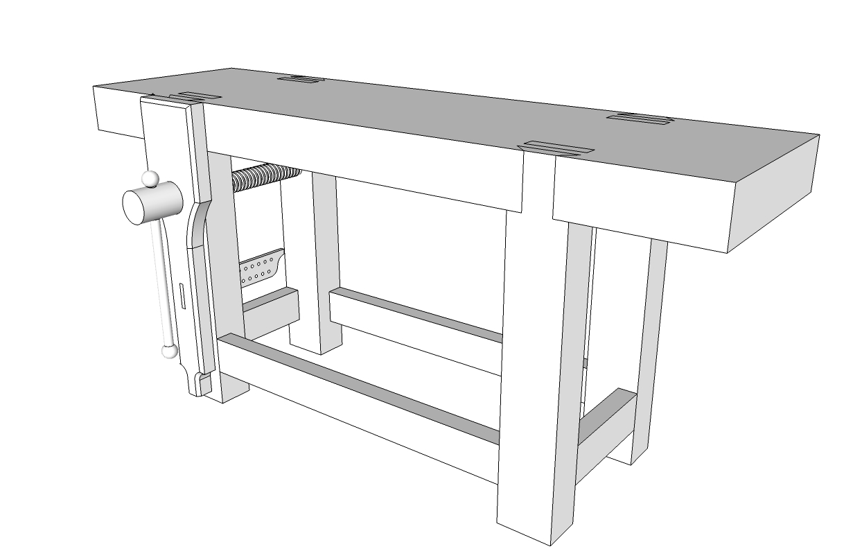 Womanly57mnl diy andre roubo bench plans wooden pdf for Workbench plan pdf