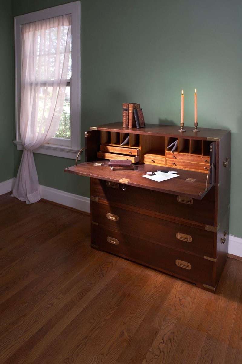 pennsylvania secretary desk plans