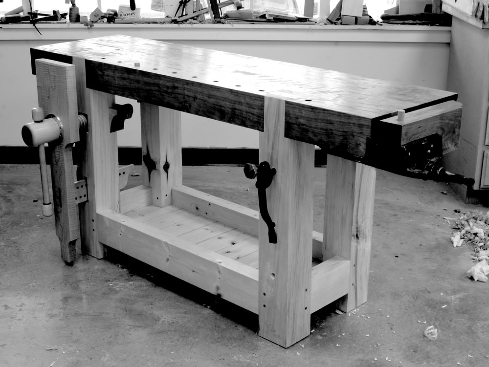 diy workbench plans australia
