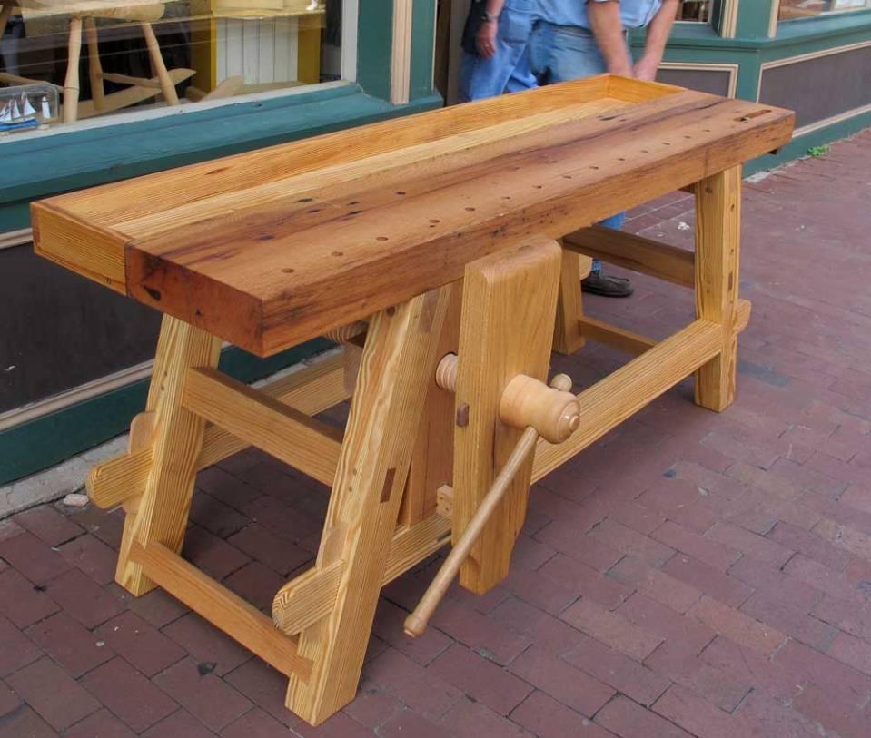 Plans for Sales Woodworking Bench Vises Uk Wooden DIY PDF Download