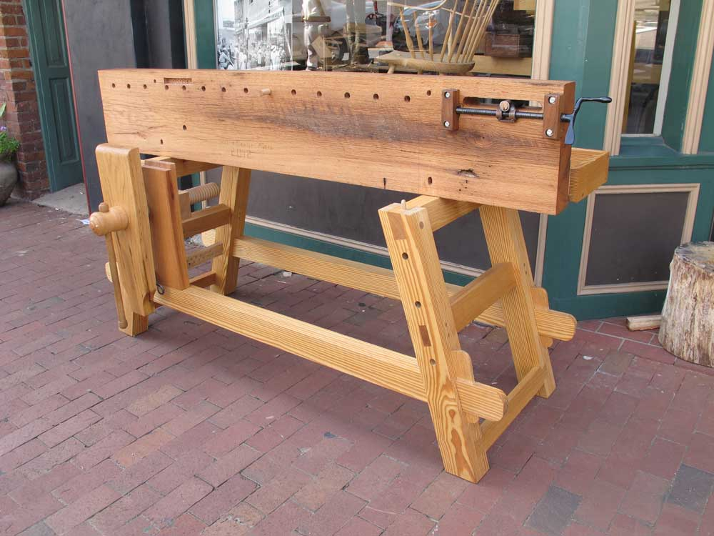 Will Myers Moravian Workbench Lost Art Press