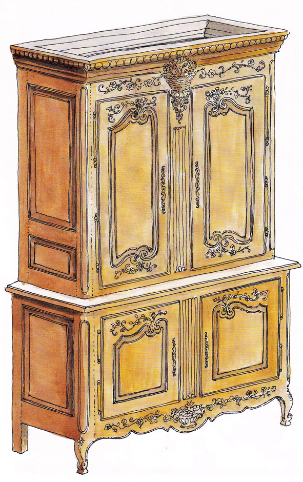 pdf diy shaker armoire plans download shaker style. Black Bedroom Furniture Sets. Home Design Ideas