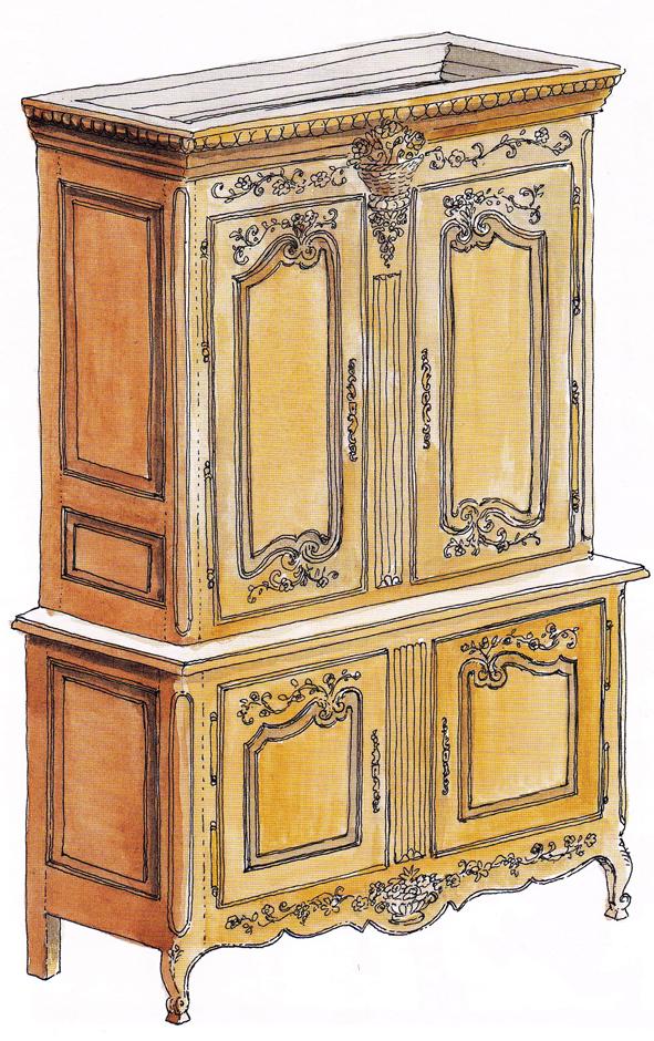 Petite Armoire En Bois - Shaker Armoire Plans PDF Woodworking