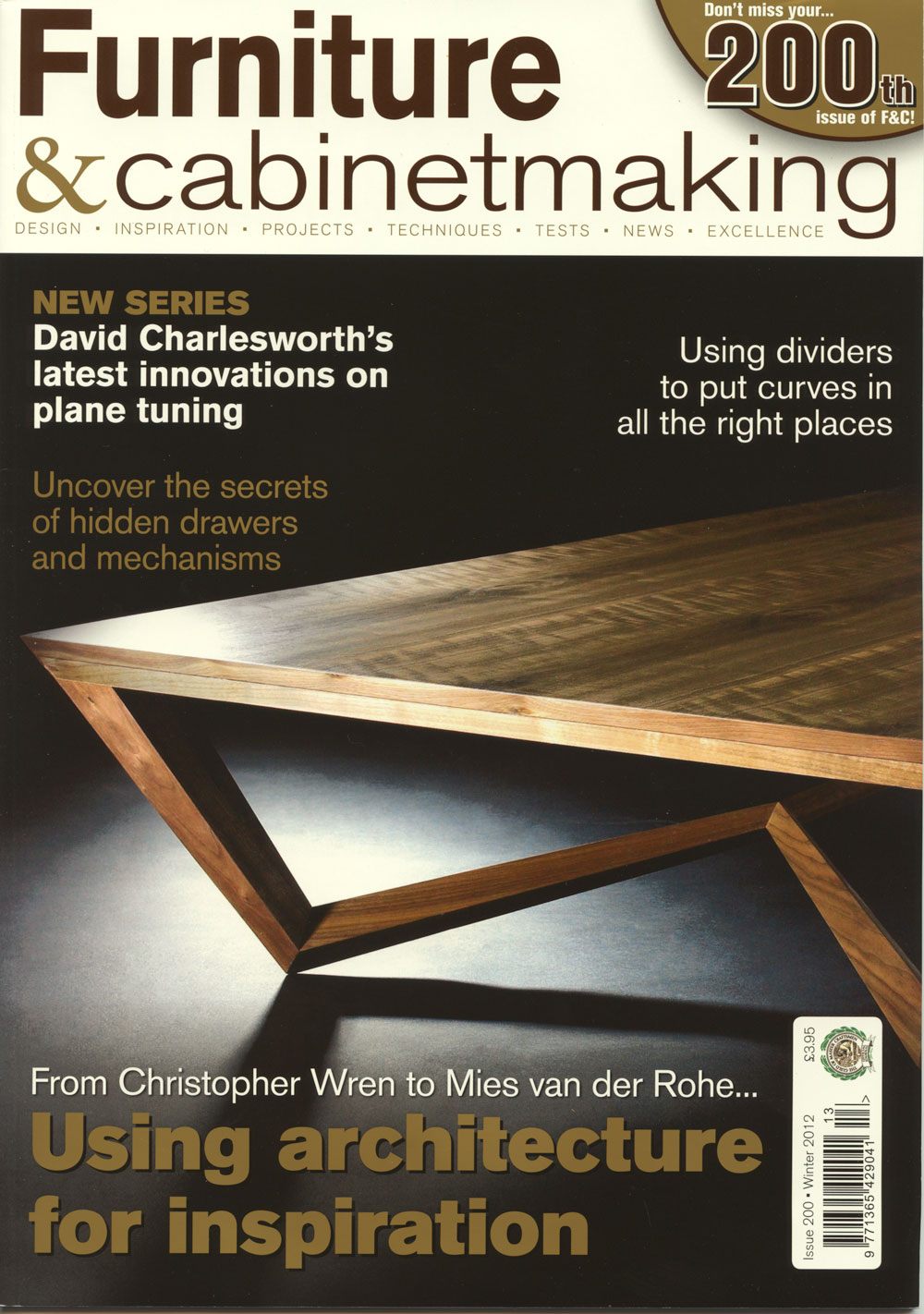 Woodworking Cabinet Making Magazine