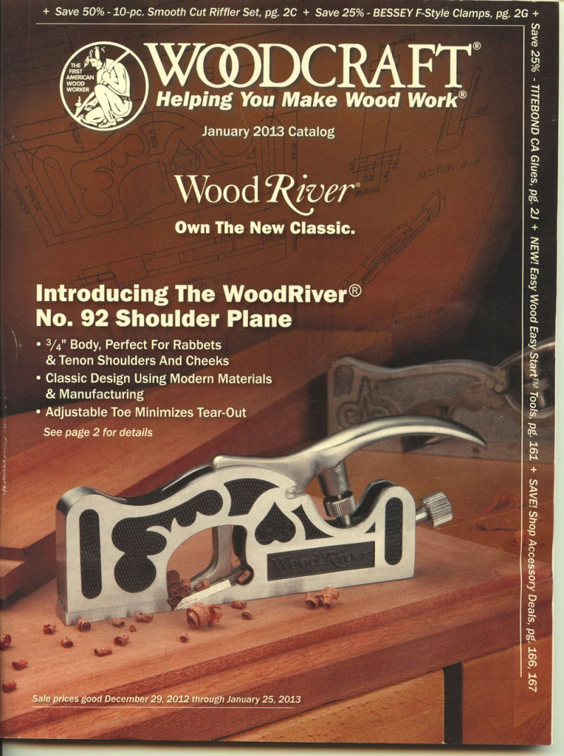woodcrafters supply