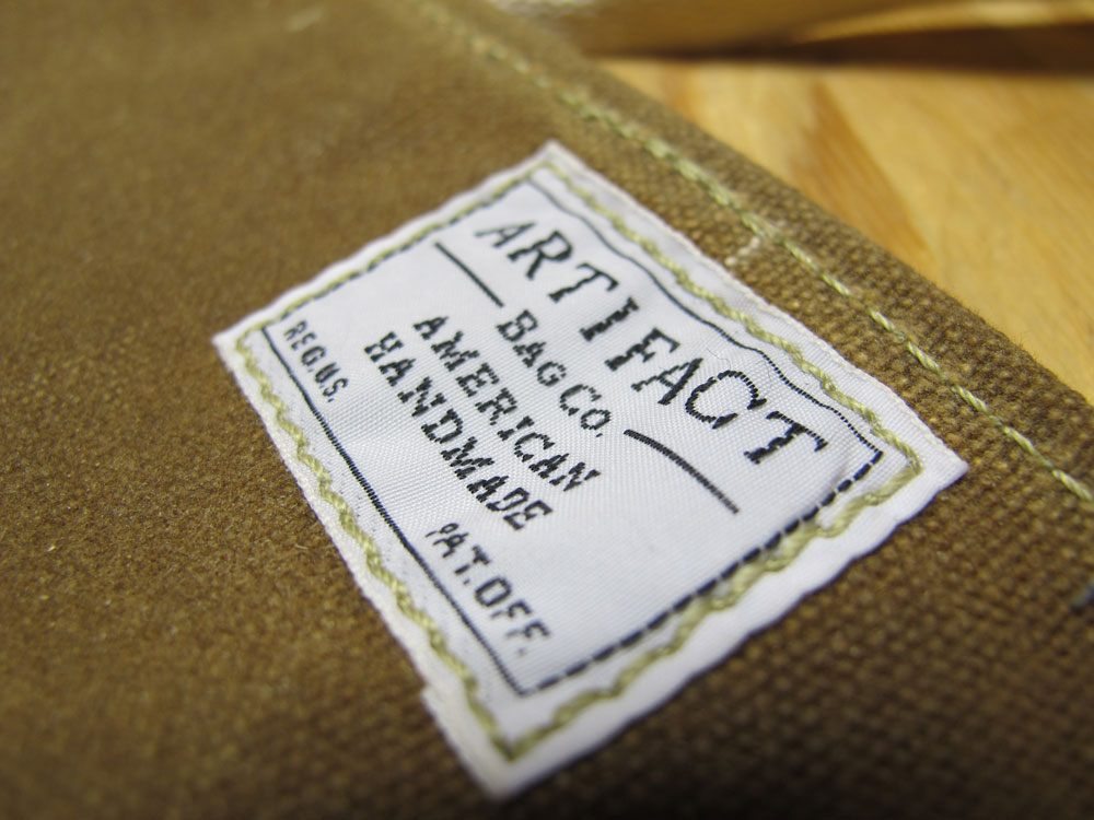 Shop Apron From Artifact Bag Co Lost Art Press