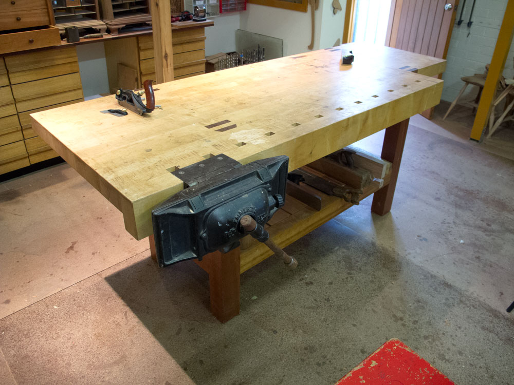 wooden workbenches melbourne