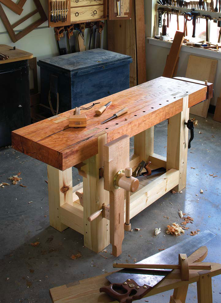 My Signature Series Workbench Lost Art Press