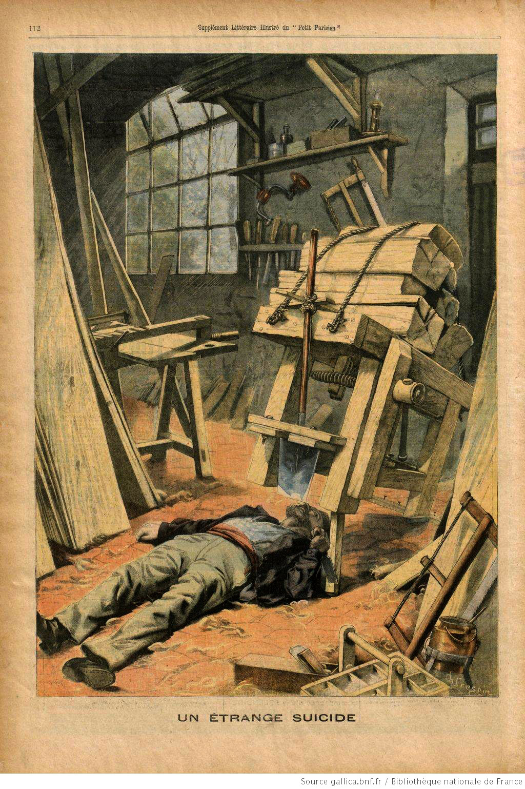 Image result for suicide painting vintage