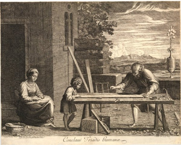 Le Raboteur 01 - Conclave Triadis humanae 1670-1686