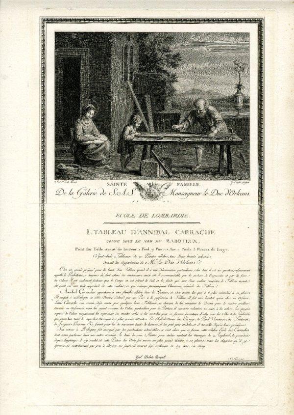 Le Raboteur 02 - La Samaritaine 1786