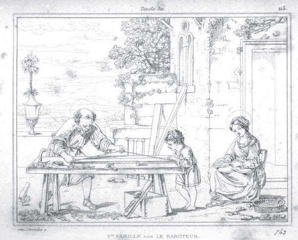 Le Raboteur 04 - Sainte Famille, Dite Le Rabouteur 1831