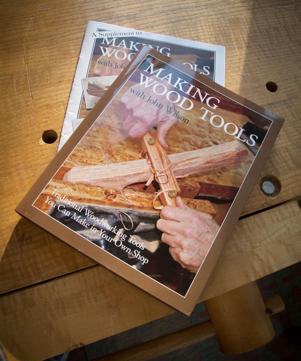 John Wilsons Making Wooden Tools Get Some For Free Lost Art Press