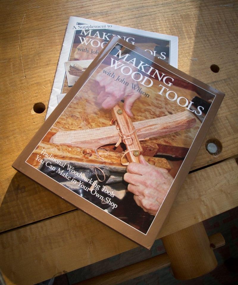 making wood tools