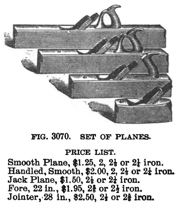 wood plane maker