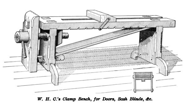 Clamp For Doors Lost Art Press