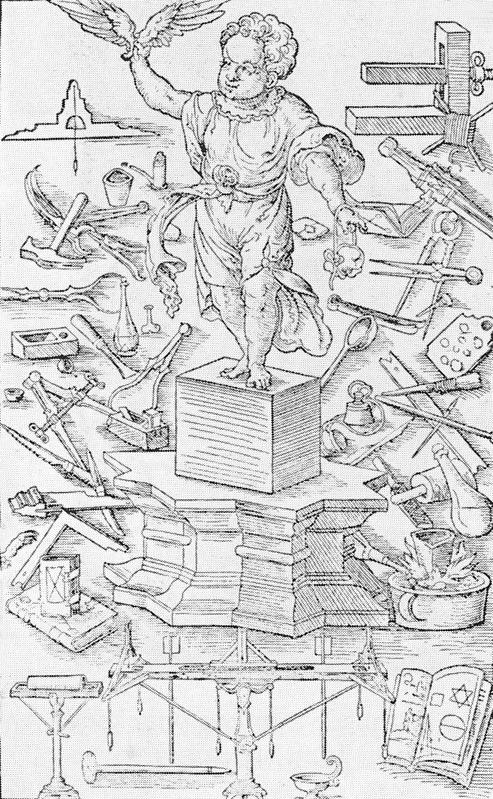 Walter H. Rivius, Nuremberg, Germany, 1547