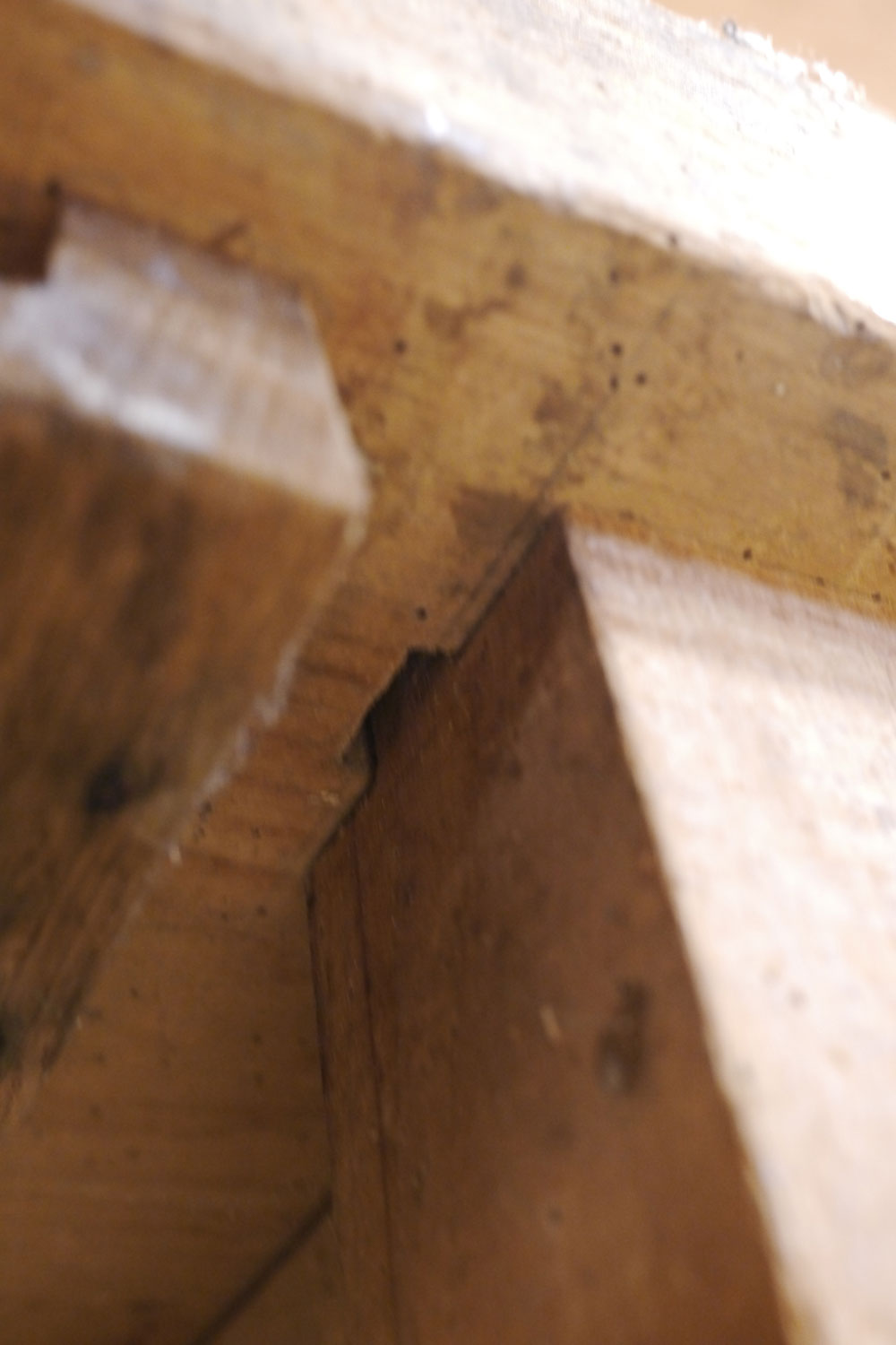 French Workbenches: Old and in the Birth Canal Lost Art