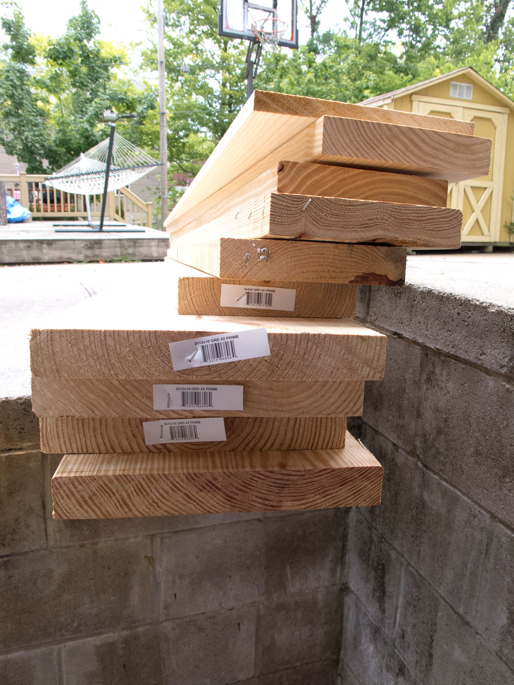 Crap Wood for Good Workbenches | Lost Art Press