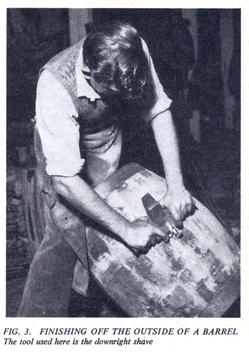 Traditional Coopering From The Woodworker Magazine Lost Art Press