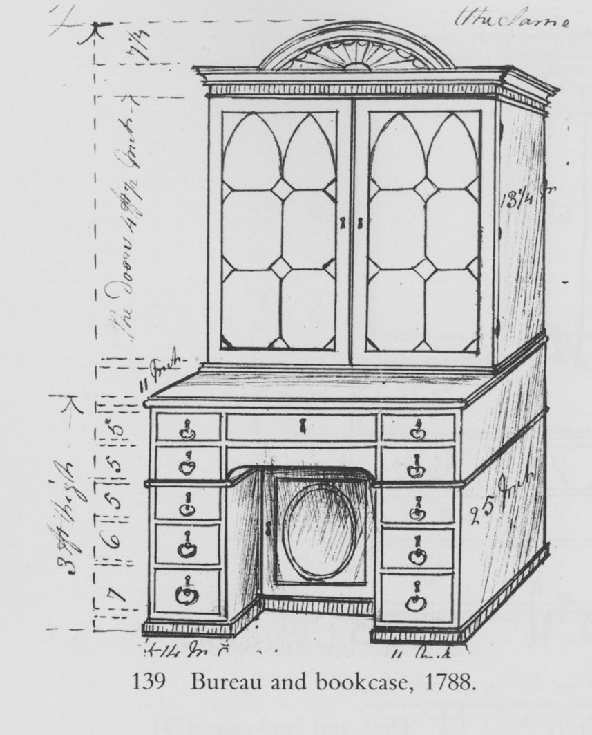 Furniture Construction Drawings Lost Art Press
