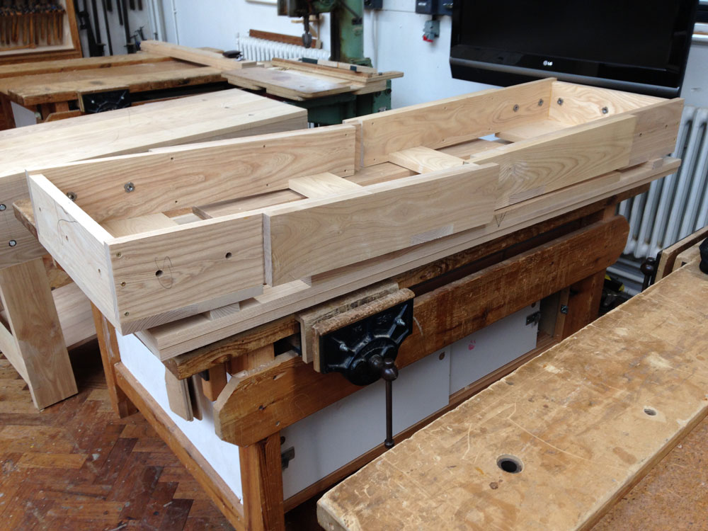 When The Nicholson Bench Is Not A Time Saver Lost Art Press