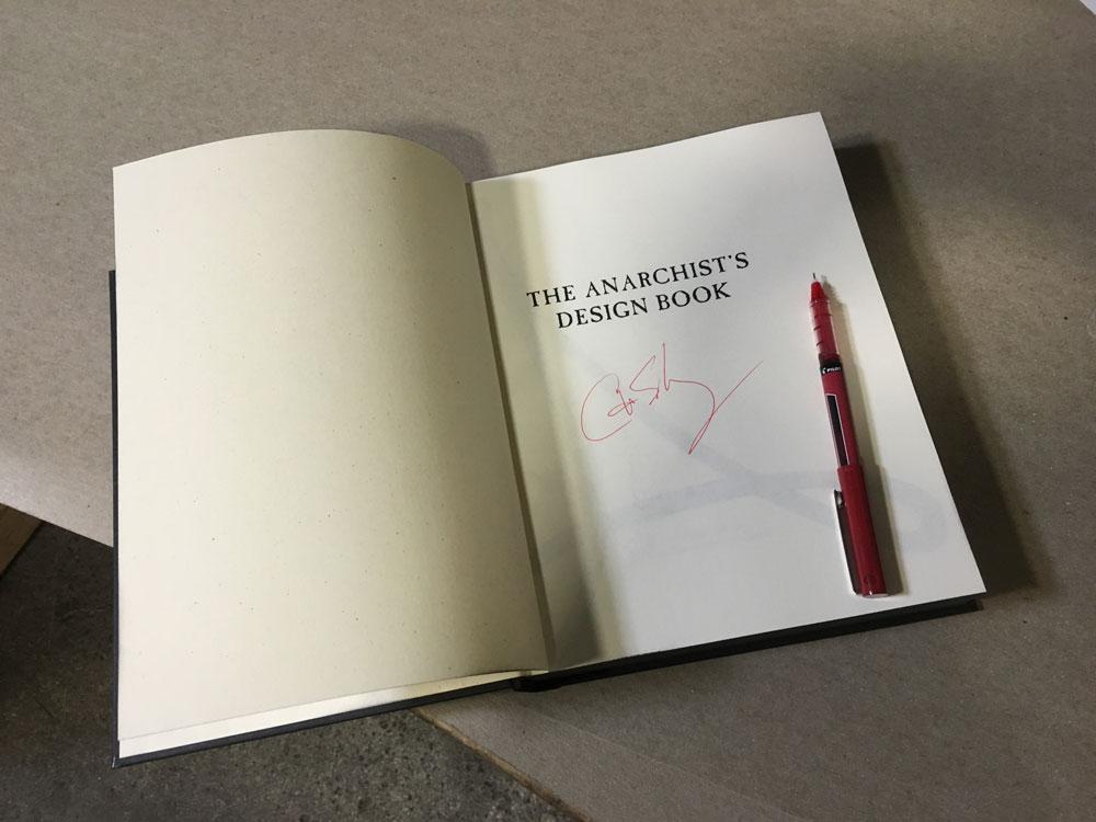 the anarchist s design book lost art press