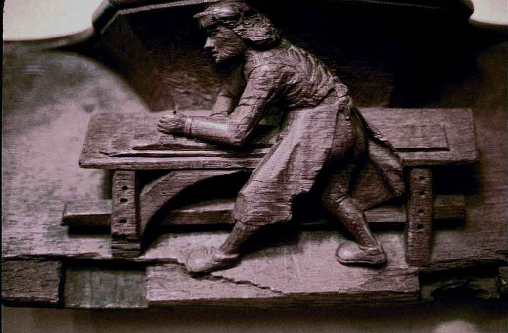 A Gallery Of Misericords The Woodworkers Lost Art Press