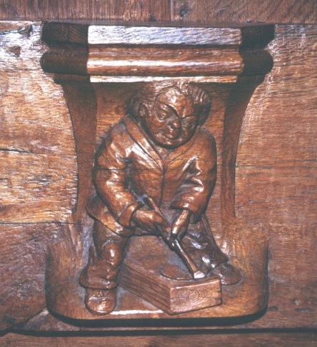 1480, Oude Kerk, Amsterdam.