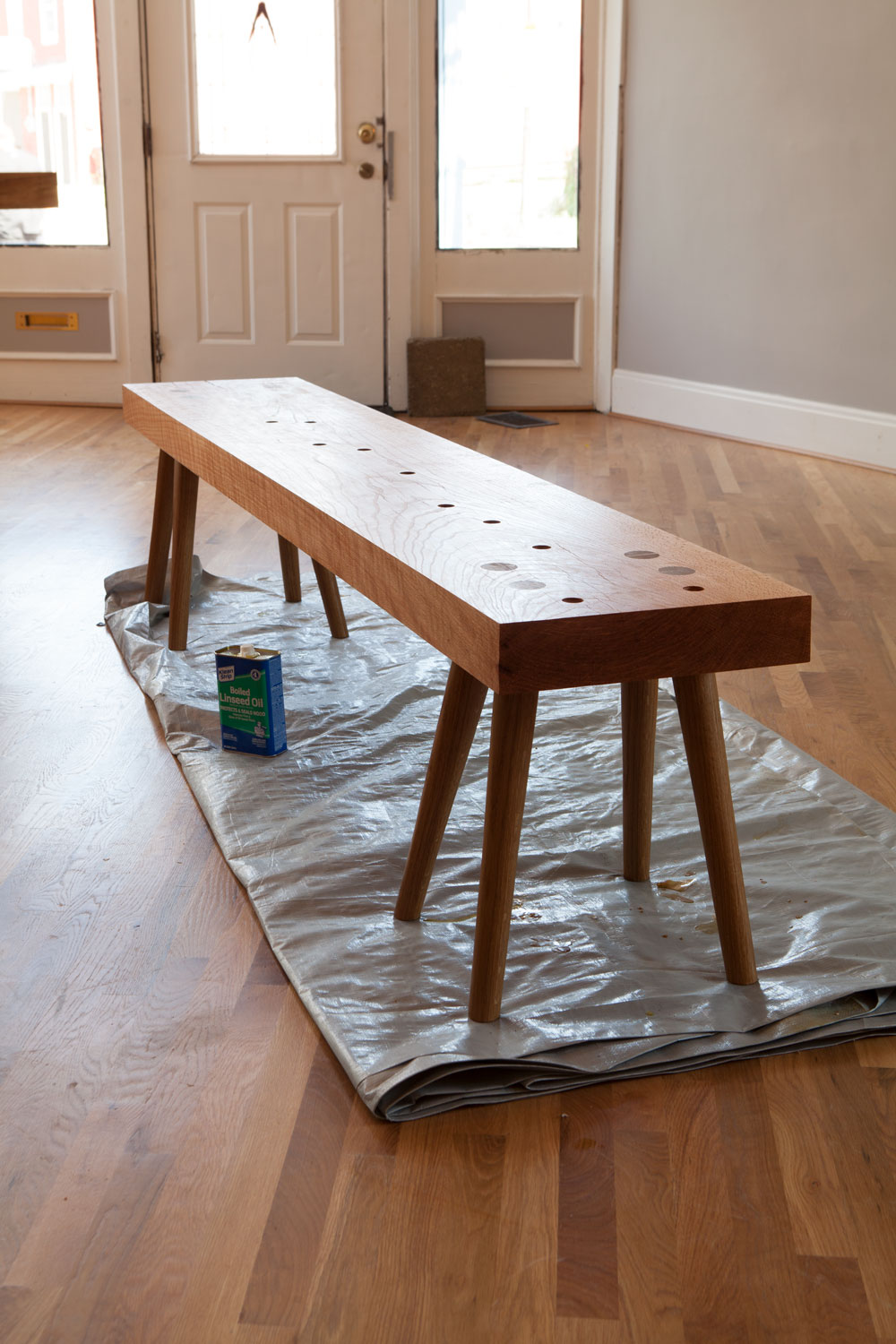 Excellent Workbenches From Woodworking In Estonia