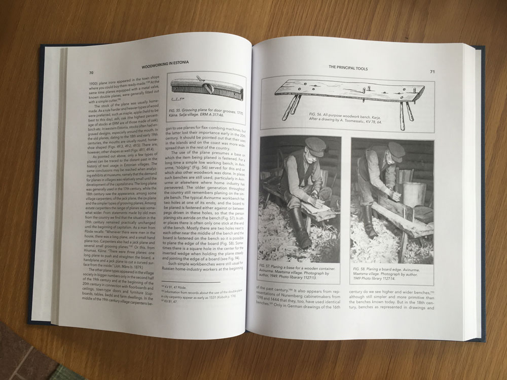 Perfect Its One Of Roy Underhills Three Favorite Woodworking Books, But You Cant Buy A Copy Of It For Love Or Money Translated Into English Without The Authors Permission In The Late 1960s, &quotWoodworking In Estonia&quot Has Been A Cult Classic Ever