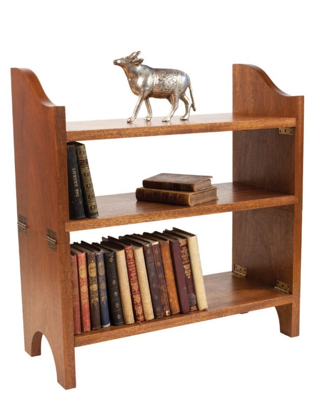 campaign-furniture-folding-bookshelf