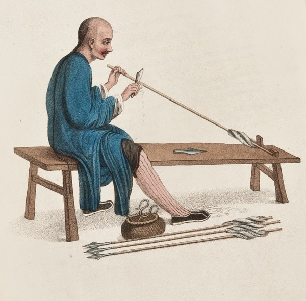 The Arrowmaker, 19th c.