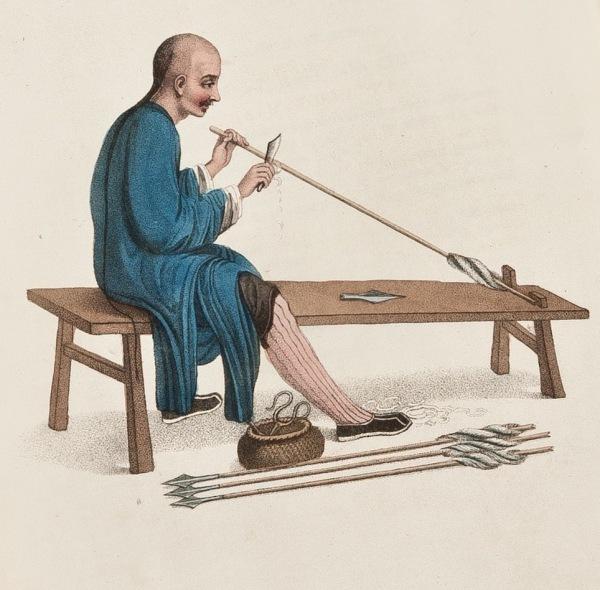The Arrowmaker, 19th c.