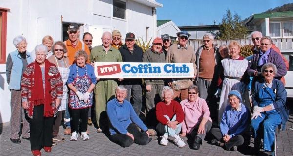 The Kiwi Coffin Club