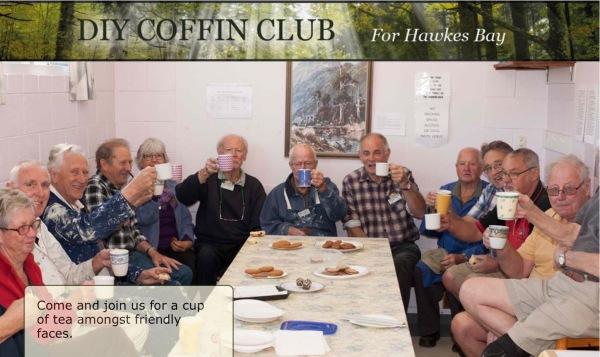 DIY Coffin Club for Hawkes Bay