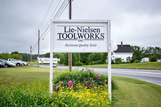 Lie-Nielsen Toolworks Summer Open House 2016