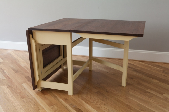 The Not Ikea Gateleg Table Sold Lost Art Press