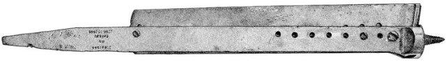 Ink drawing of L.H. Gibbs expansion bit