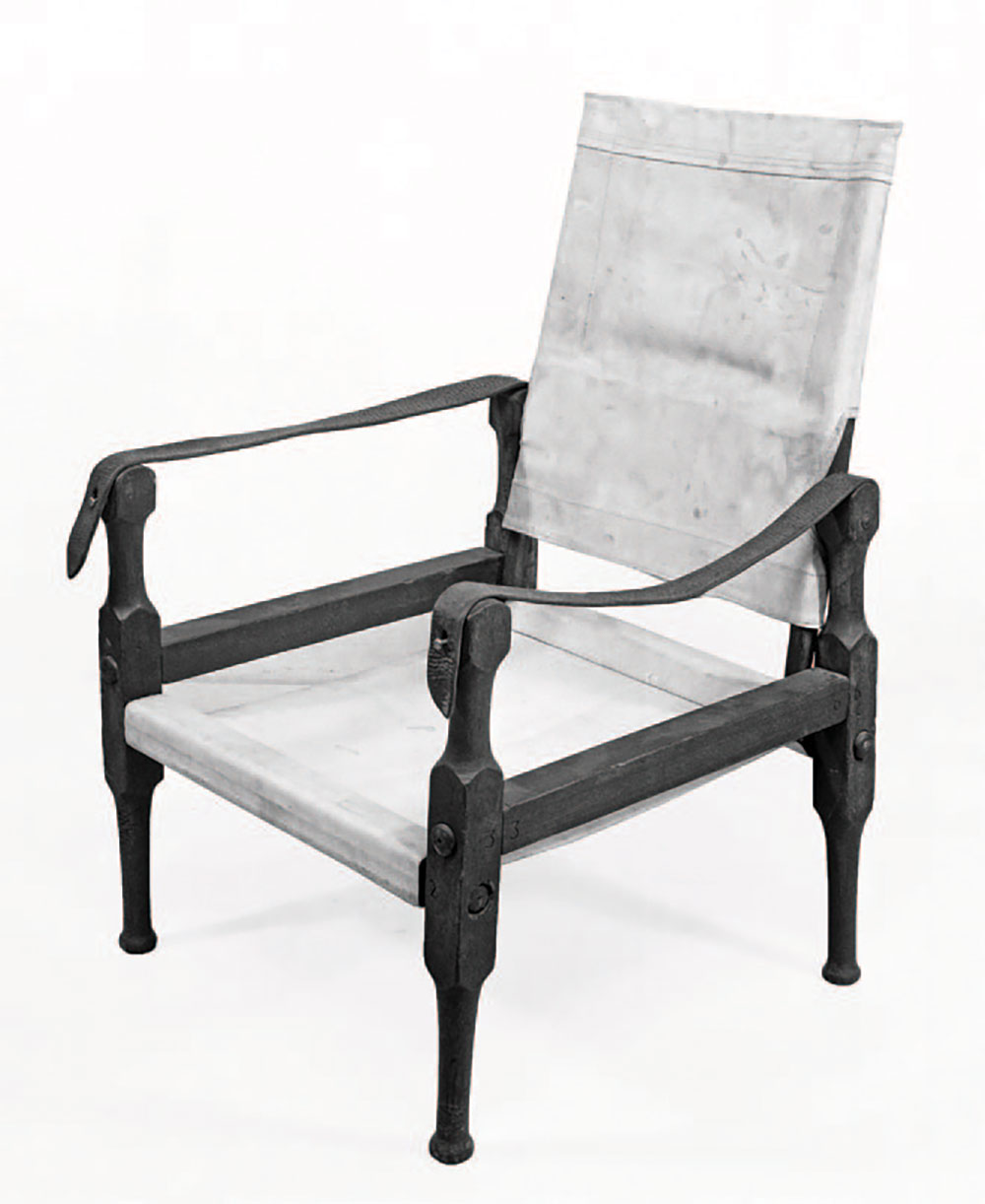 Though They Use Different Joinery And Turnings, These Roorkee Chairs  Function In The Same Manner