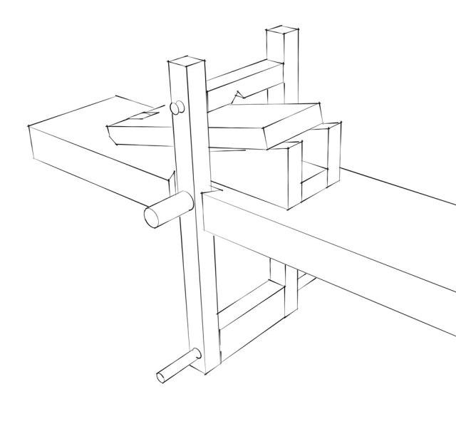 Shavehorse-for-Ingenious-Mechanics