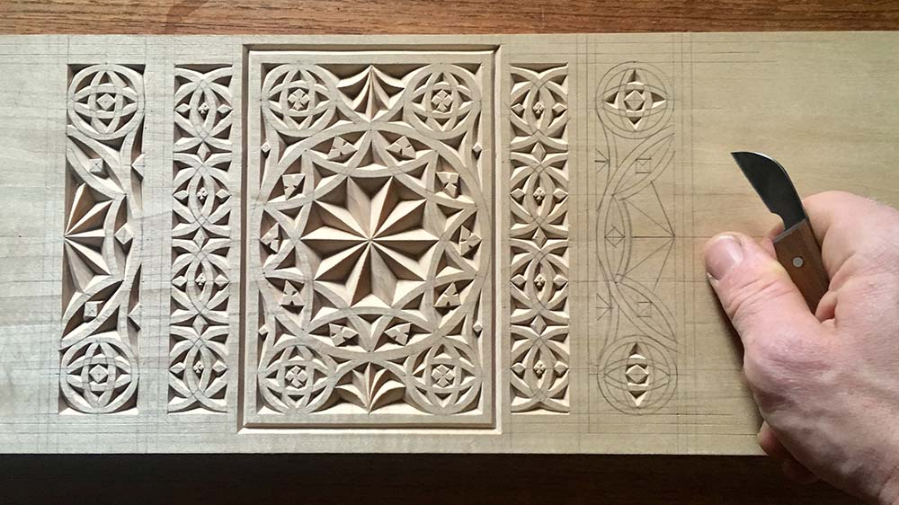 Carving class opening this weekend lost art press