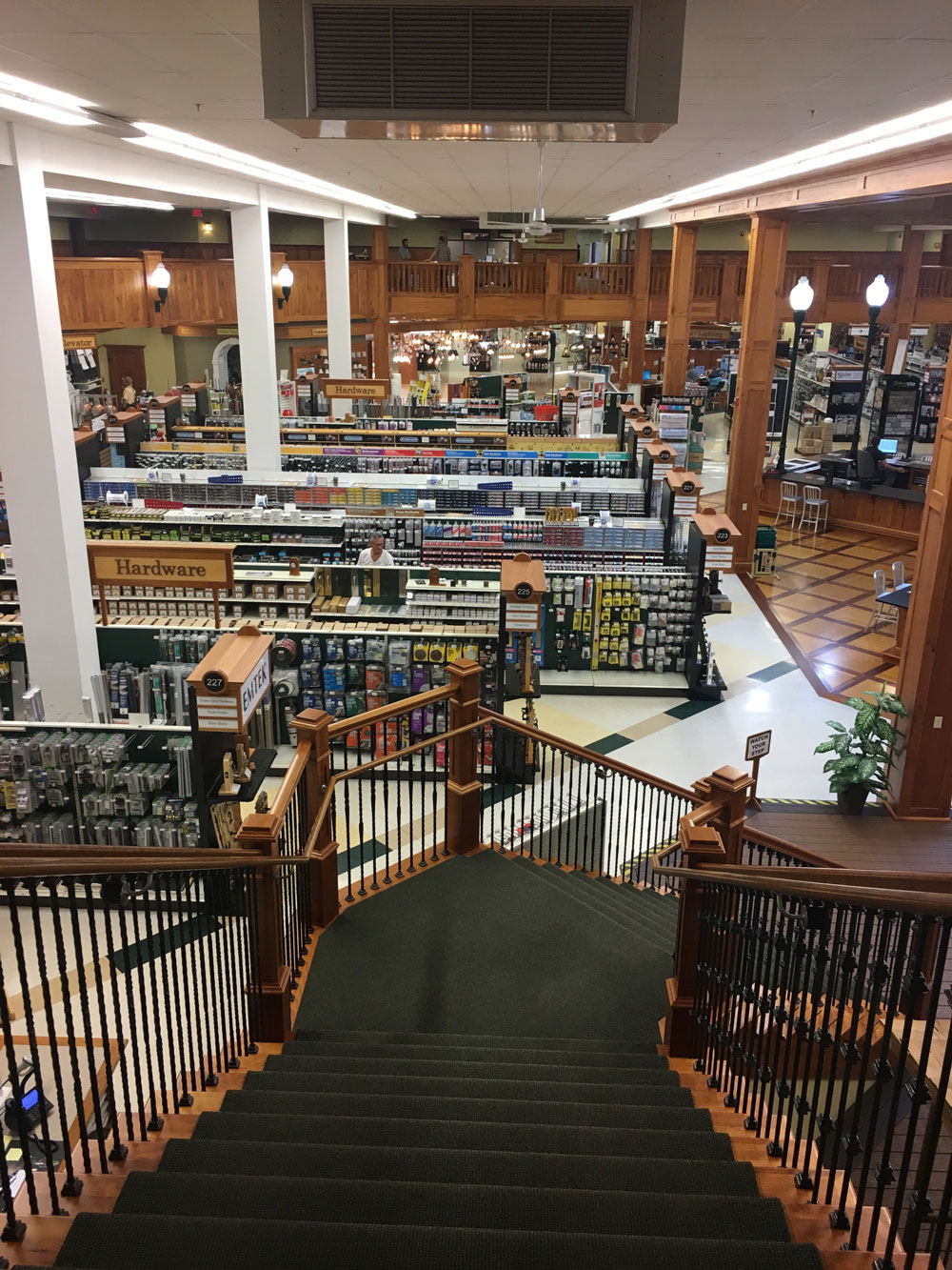 A Visit To Keim Lumber In Amish Country Lost Art Press