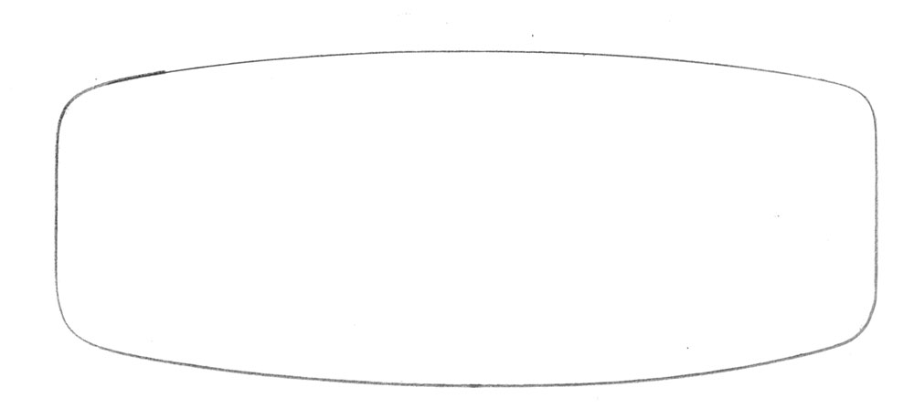 Make Your Own Curved Card Scraper