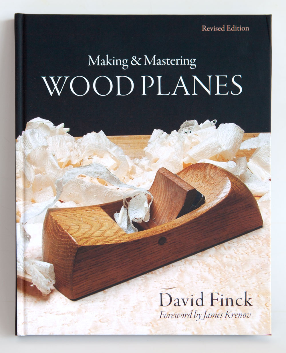New: 'Making & Mastering Wood Planes'