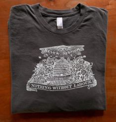 nothing without labor shirt